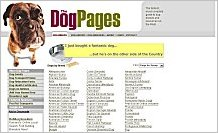 The Dog Pages